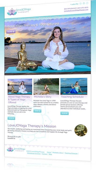 Yoga Site, Logo and Branding