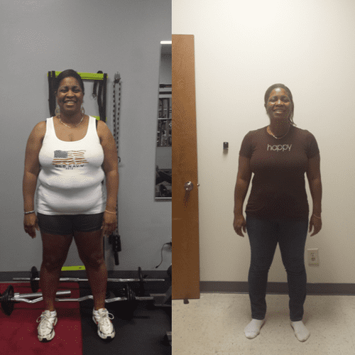 Lost 40 pounds
