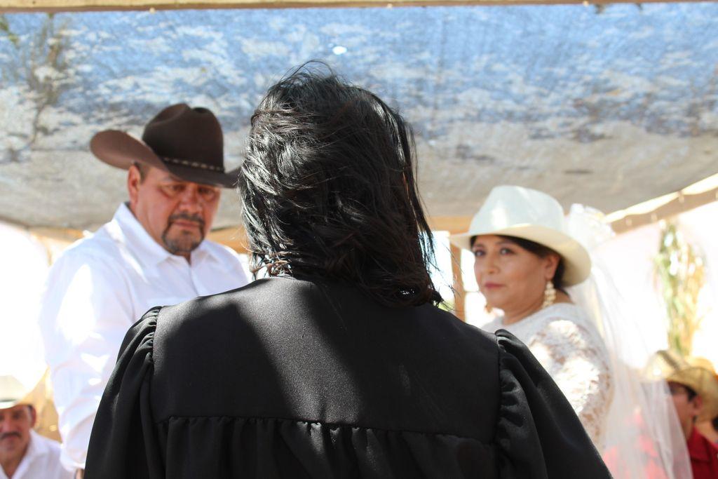 Francisco & Rosa - Desert Wedding