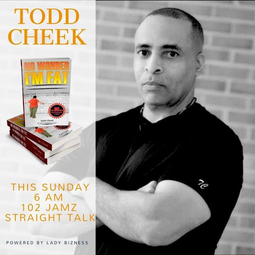 Speaking about my book on Local radio show