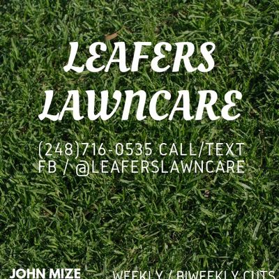 Avatar for Leafers Lawncare