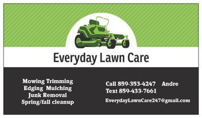 Avatar for Everyday Lawn Care LLC Lexington, KY Thumbtack