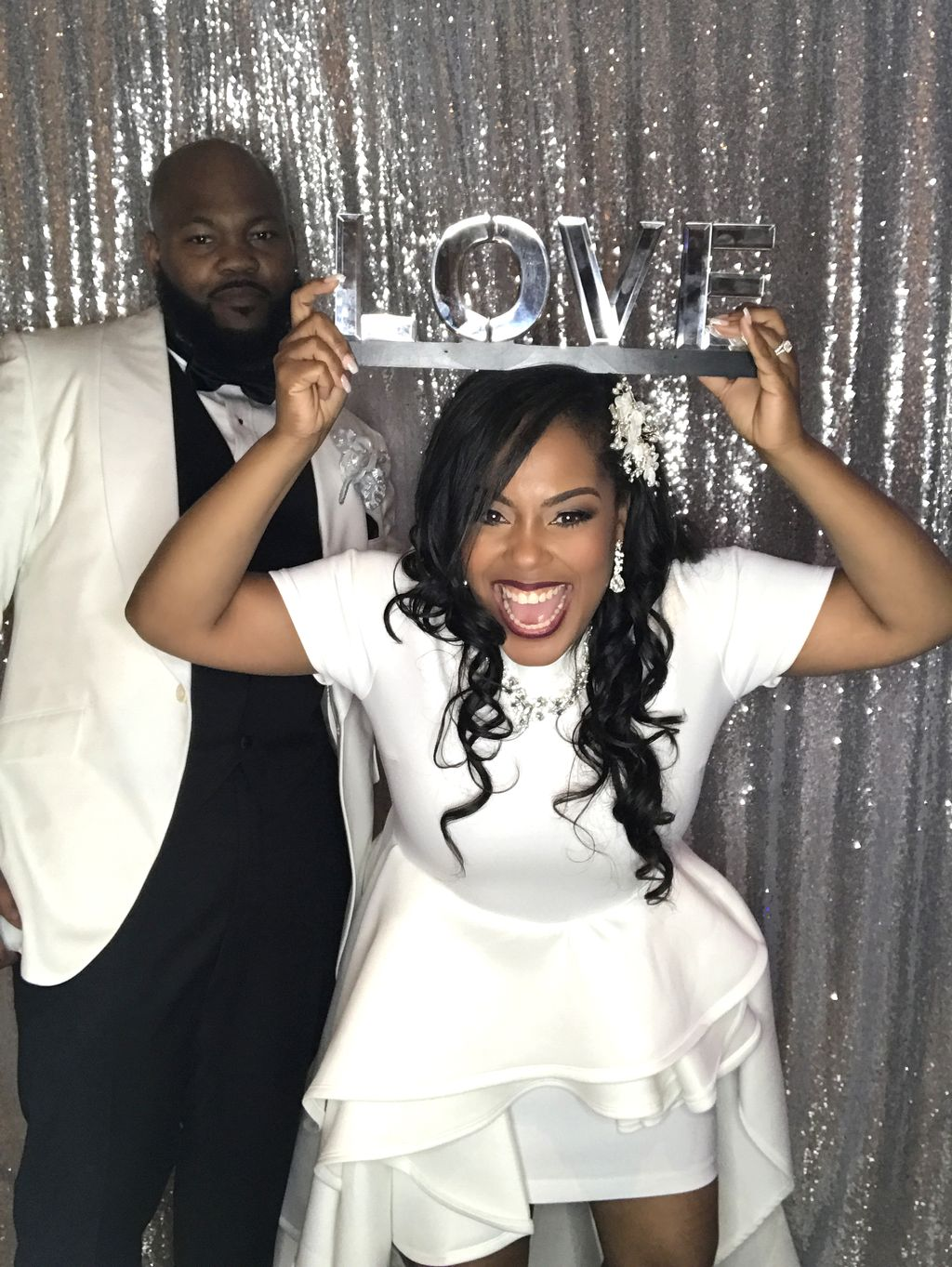 DJ & Photo Booth Wedding Package
