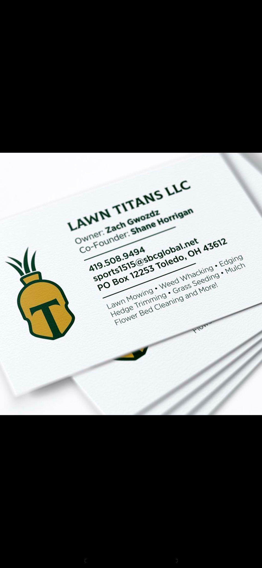 Lawn Titans LLC
