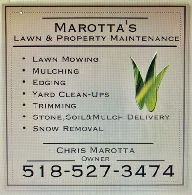 Avatar for Marotta's Landscape & Property Maintenance Schenectady, NY Thumbtack