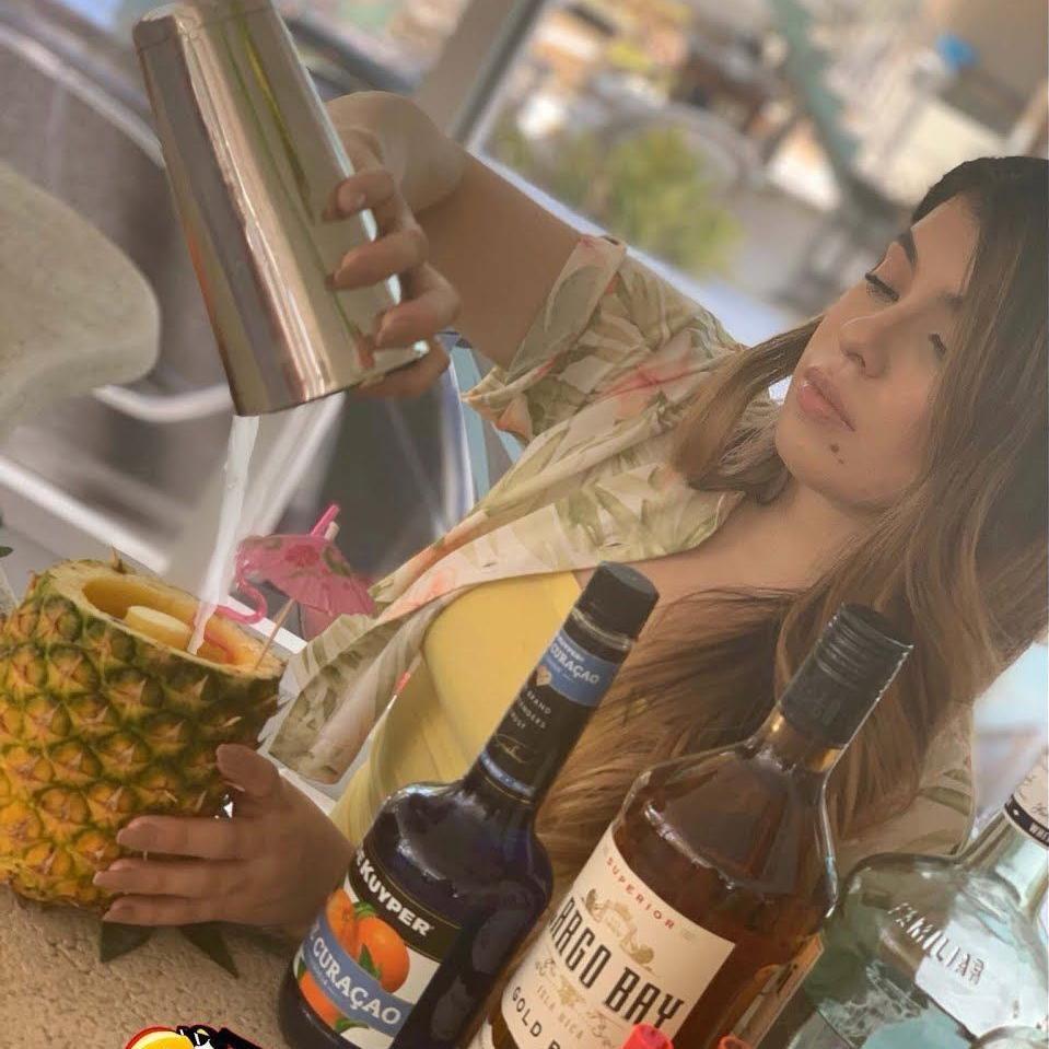 Tropical Twist Bartending Orlando