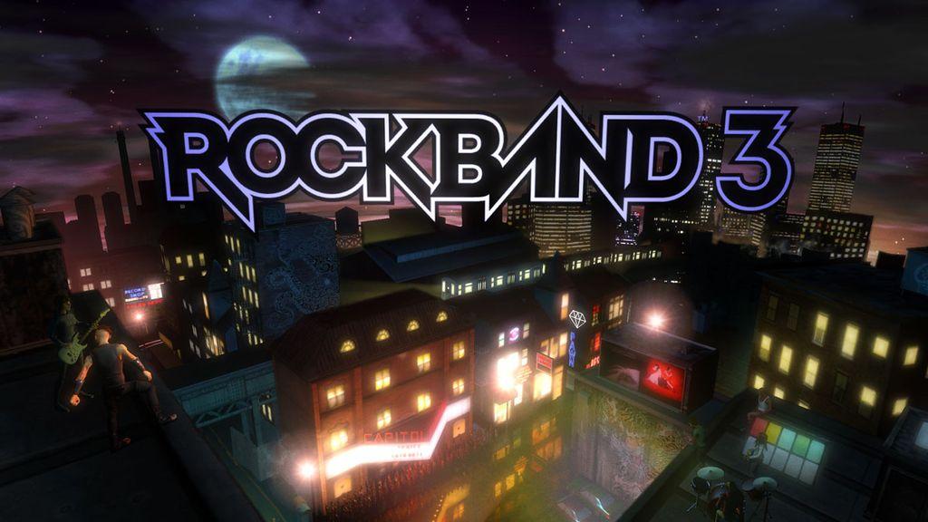 ROCKBAND & GUITAR HERO PARTY