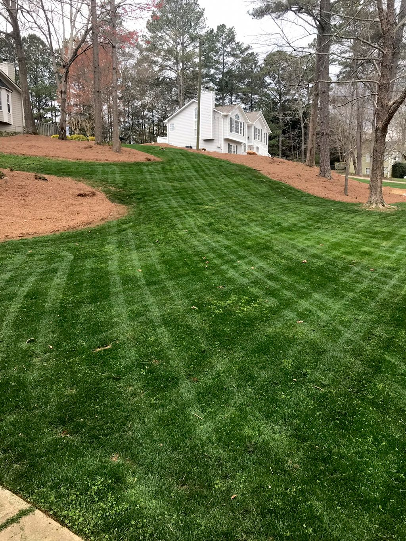 Harmon Lawn Maintenance LLC