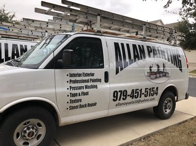 Avatar for Allan Painting Austin, TX Thumbtack