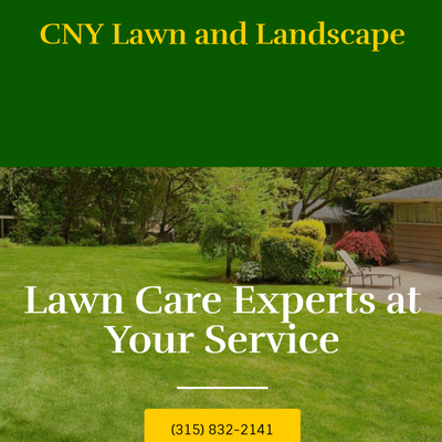 Avatar for CNY Lawn and Landscape