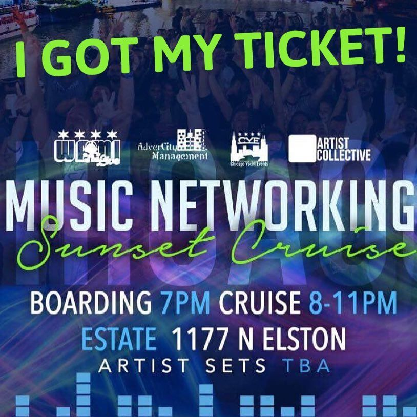 Chicago Sunset Cruise Networking Event