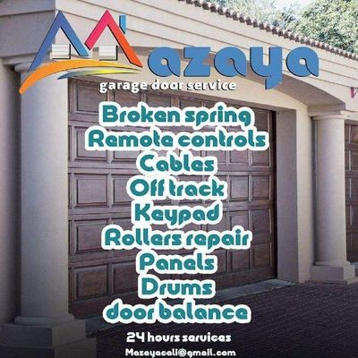 Avatar for Mazaya garage door service Anaheim, CA Thumbtack