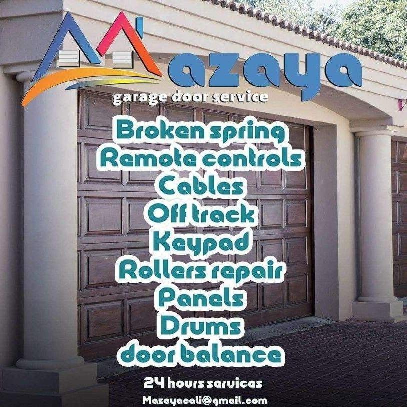 Mazaya garage door service