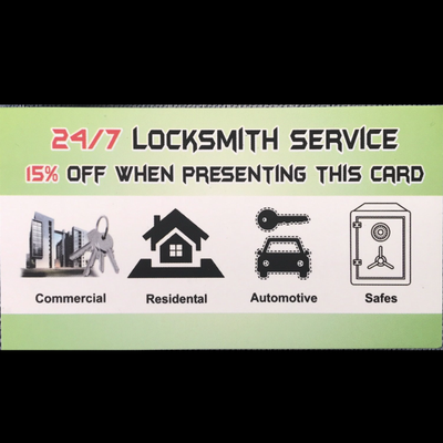 Avatar for ikey locksmith Raleigh, NC Thumbtack