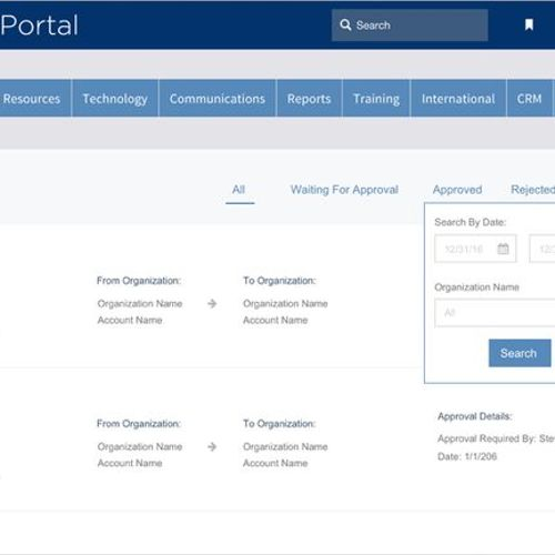 The FCA Team Portal allows staff to stay in touch and keep track of everything involved in keeping their outreach afloat.