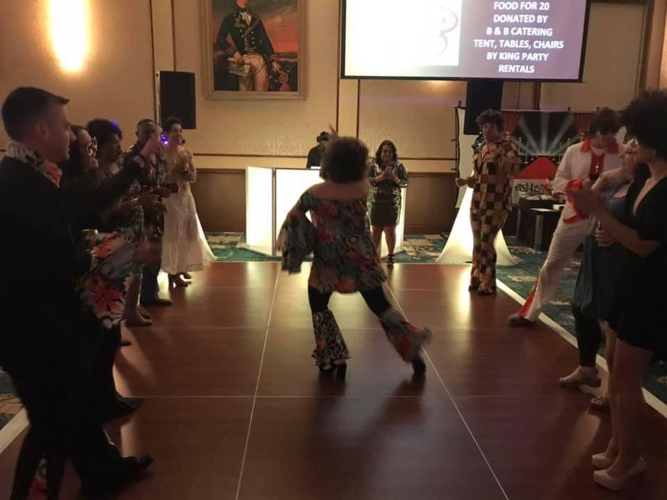 Association of Bragg Spouses Night Fever
