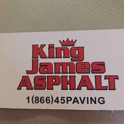 Avatar for King James Asphalt