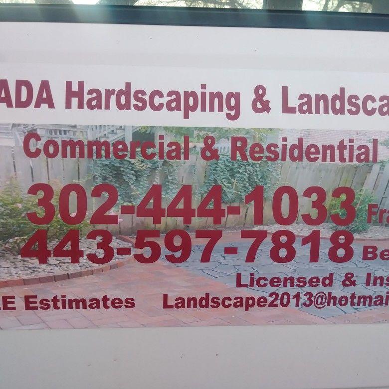 FRADA Landscaping & Hardscaping LLC