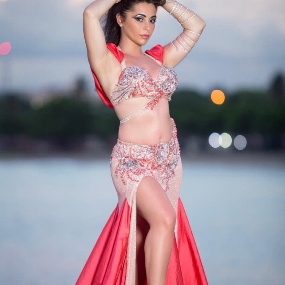 Krystal Middle Eastern Belly Dancer