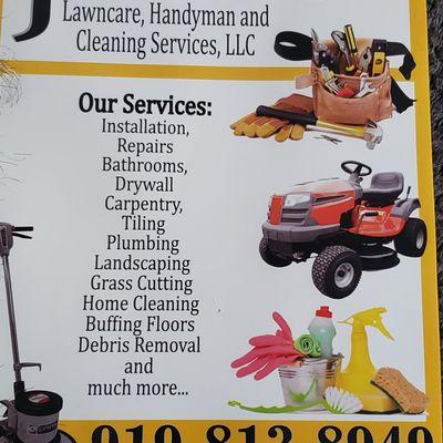 Avatar for jihad lawncare, handyman, cleaning services LLC