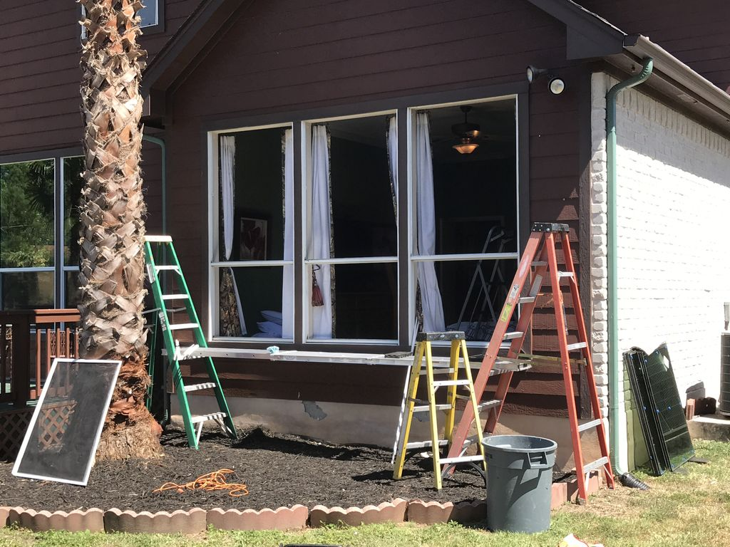 Update to energy efficient glass