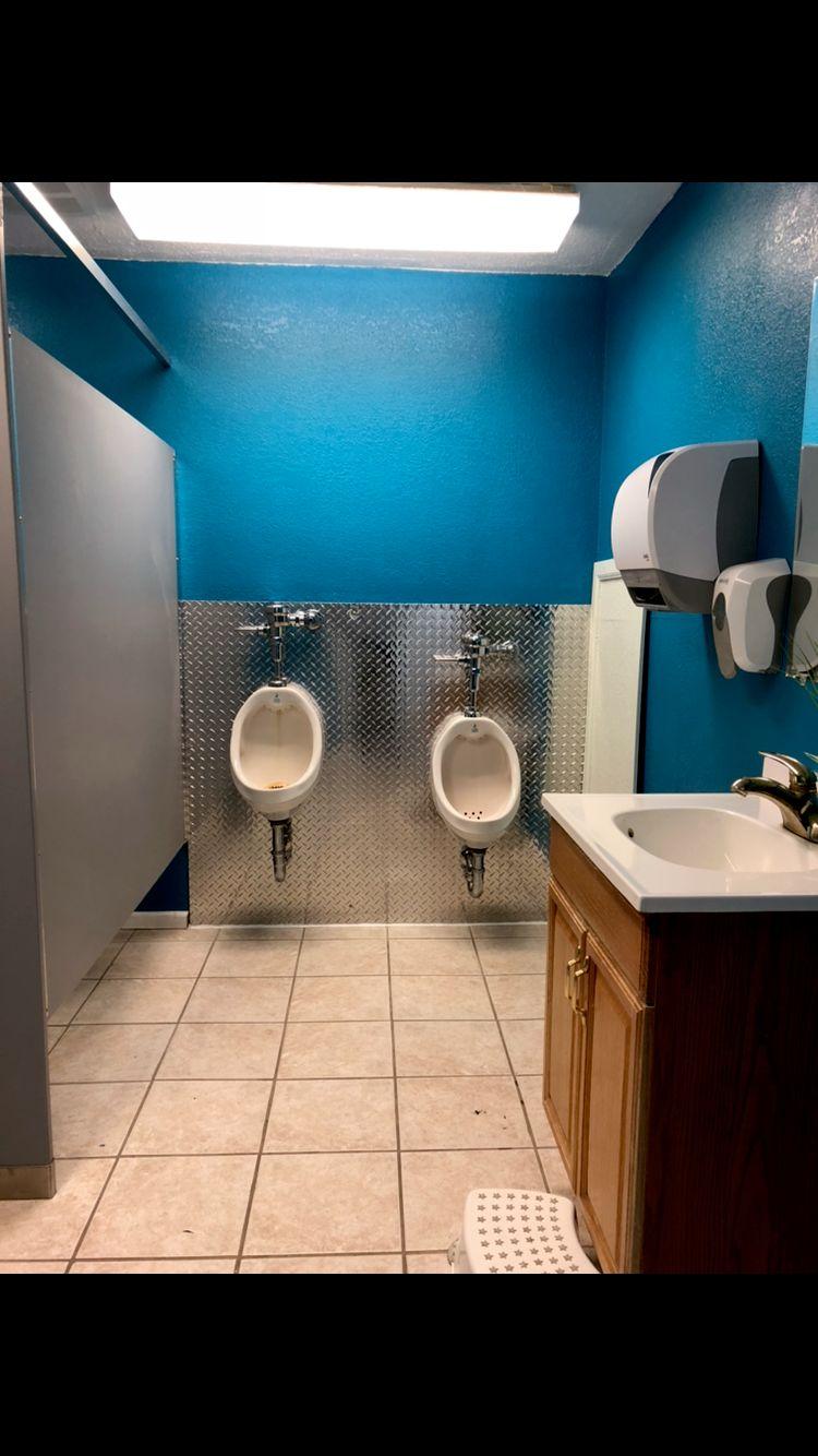 Mens Bathroom Remodel
