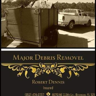 Avatar for major construction and debris removal and more