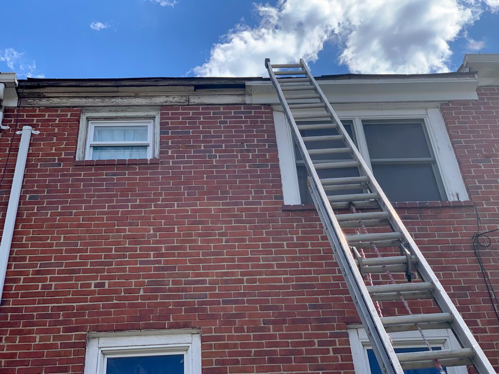 Fascia And Gutter installation