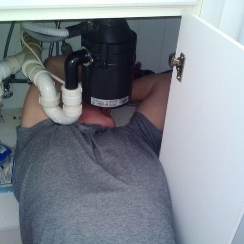 Installing Disposal