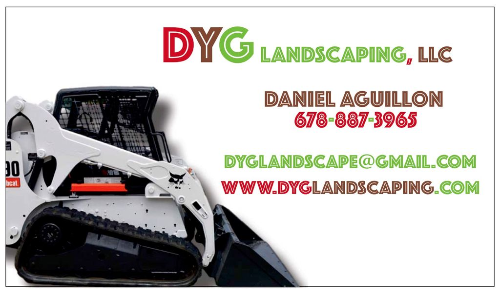 DYG LANDSCAPING, LLC