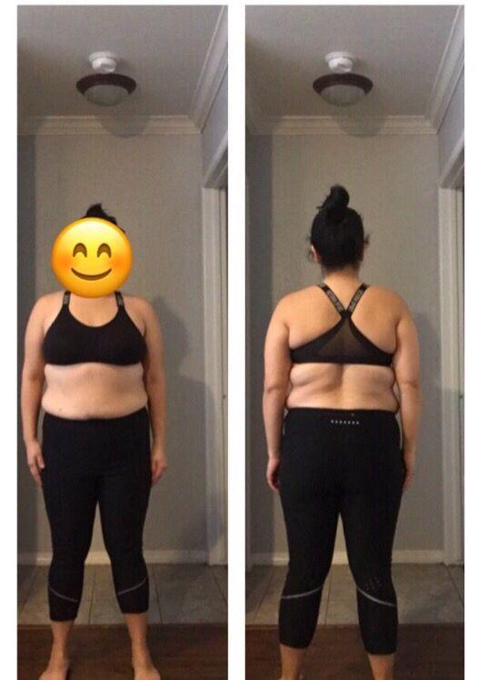 Sandra 6 Week Transformation