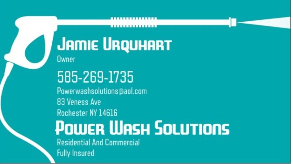 Power Wash Solutions