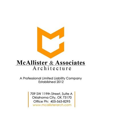 Avatar for McAllister & Associates Architects Oklahoma City, OK Thumbtack