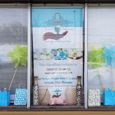 Avatar for Touch Of Synergy Massage & Wellness Spa Cleveland, OH Thumbtack