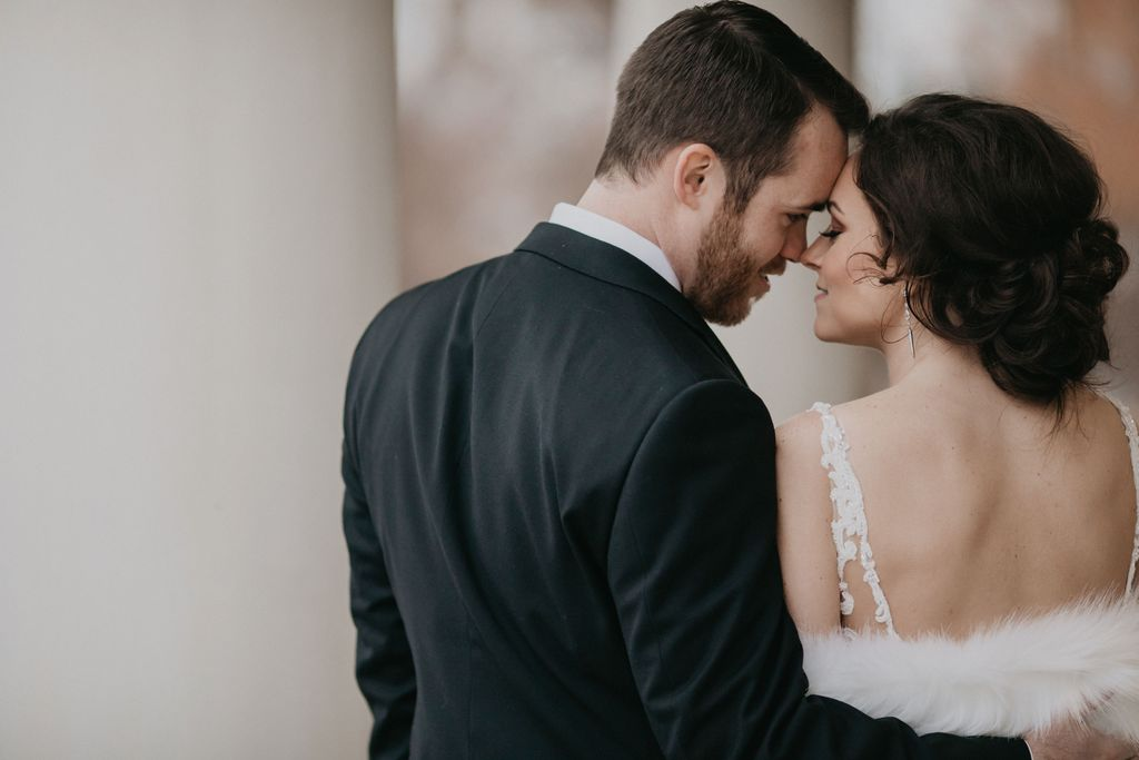 Peyton & Garrett Church Wedding