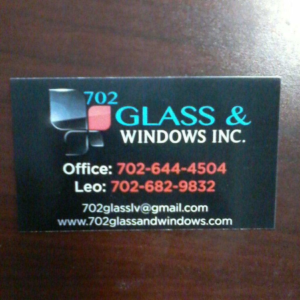 702 Glass & Windows Inc.