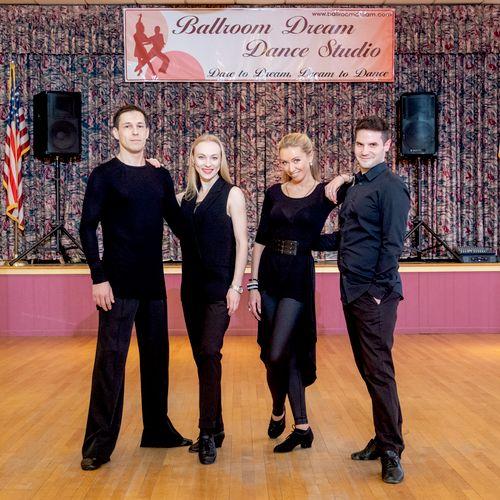 Ballroom Dream Staff