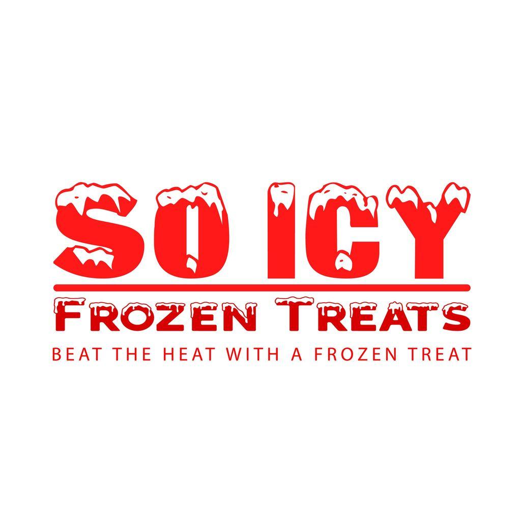 So Icy Frozen Treats