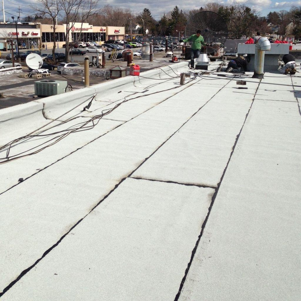 lifetime commercial roofing inc.
