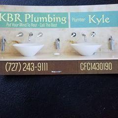 Avatar for KBR Plumbing LLC New Port Richey, FL Thumbtack