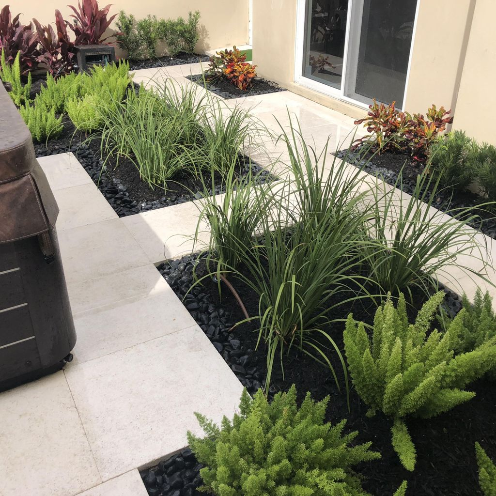 Lawn and Maintenance