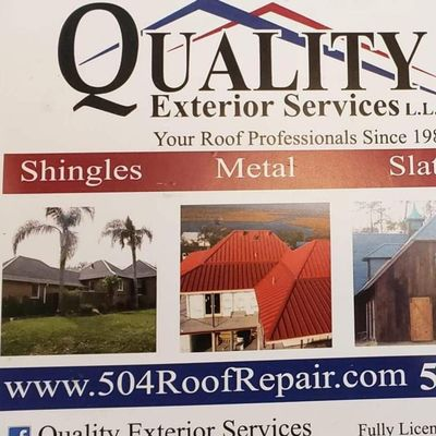 Avatar for Quality Exterior Services llc