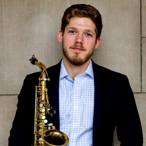 Nicholas May, saxophone/clarinet