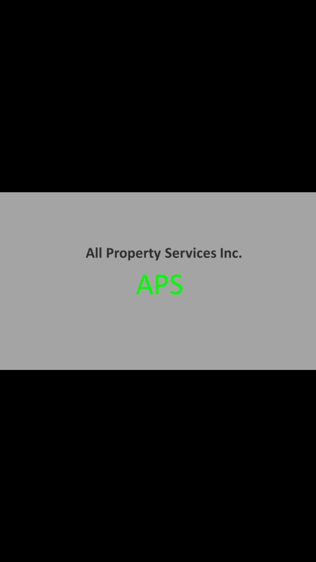 All Property Services Inc.