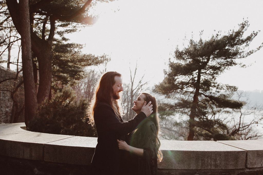 Engagement Session at Fort Tryon