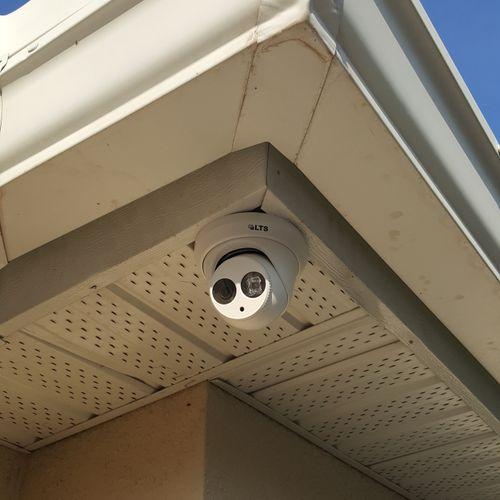LTS surveillance install