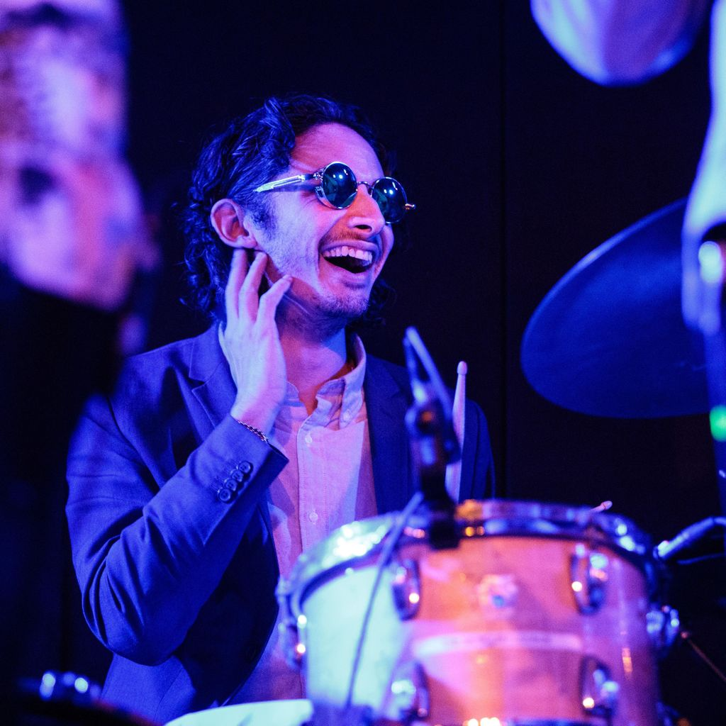 Drums, Rhythm and Musicality with Pete Moffett