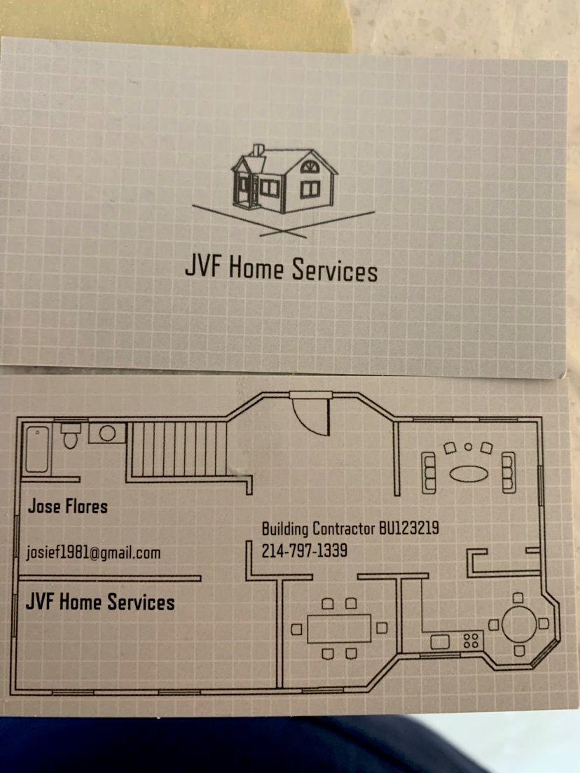 JVF HOME SERVICES