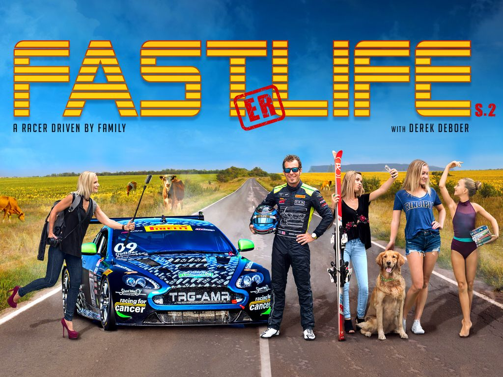 Amazon Prime Cover - FASTLIFE