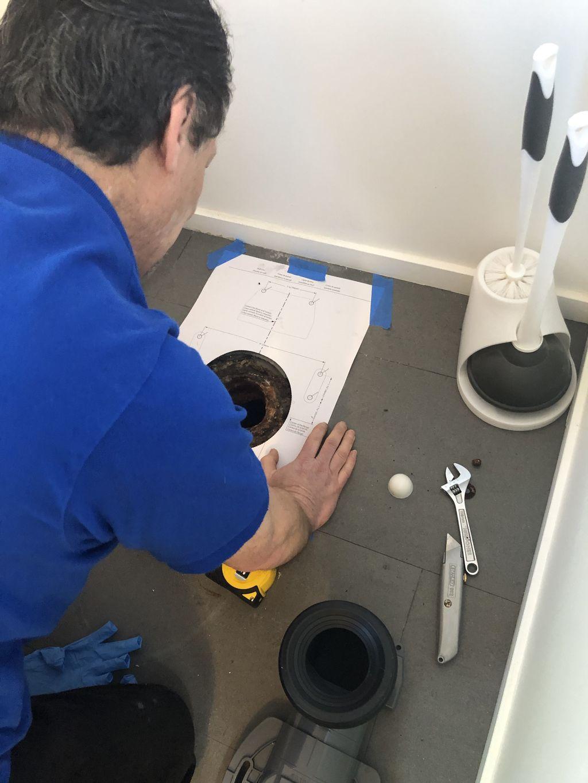 Bidet Toilet Installation